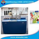 Medicina automática Condom Food Biscuit Box Cellophane Overwrapping Packaging Machine
