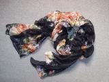 Imprimé rides790-1 Voile foulard (ZC)