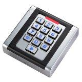 Leitor de controle de acesso de teclado em metal K6em-W