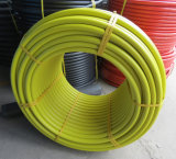 Qualität PET Communication Subduct PET Protection Pipes für Telecommunication und Power Cables