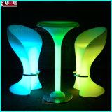 Светодиодная подсветка для использования вне помещений LED Polyethelene мебель светится PE мебель
