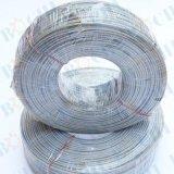 Nylon/PE/PVC/PA/PP에 의하여 입히는 직류 전기를 통한 녹슬지 않는 철강선 밧줄