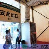 Condizionatore d'aria centrale del condizionamento d'aria del condotto raffreddato aria di Drez 36HP per il raffreddamento del Corridoio banchetto/di mostra