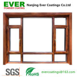 Electrostatic Spray Heat Transfer Wood Effect Powder Coating