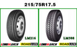 Neumáticos de Tubless. Neumáticos del acoplado, neumáticos de la estrella doble TBR