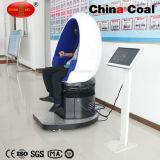 De aantrekkelijke Virtuele Zetels van het Ei van de Motie van de Simulator van de Bioskoop van de Werkelijkheid 9d