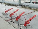 Beweglicher Schaumgummi-und Wasser-Doppelmonitor für Feuerbekämpfung