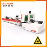 preço de fábrica chinês do cortador do laser da fibra da tubulação do metal de 6m
