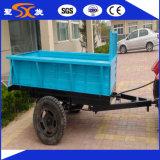 New Type Durable 2t Ferme / Remorque Tracteur pour Transport