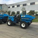 18HP 4-Wheel Tractor Tractor Agrícola Agrícola en Azul