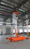 20 مترا Tiltable الكهربائية تلسكوبية منصة هيدروليكية رفع