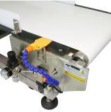 Detector de Metales de transportador de la línea de producción de alimentos