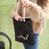 キャンバスの肩学生袋のハンドバッグの簡単なハンドバッグのショッピング・バッグ