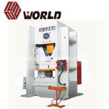 Ferramenta de máquina Jw36 315 ton prensa elétrica Excêntrico da chapa metálica Estampagem Máquina de perfuração