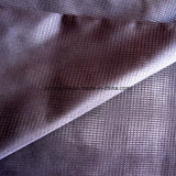 Polyester-Rohseide-Gewebe mit geprägt für Kleid