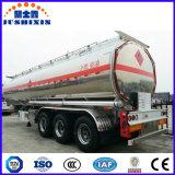 De Semi Aanhangwagen van de Tank van /Liquid /Petrol van de Tanker van de Brandstof van de Legering van het aluminium