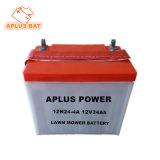 Charge sec tondeuse à gazon de la batterie plomb-acide 12V 24Ah 12N24-4un