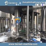 Maquinaria embotelladoa pura mineral del agua potable
