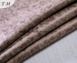 Suede Hot Stamping e impresión de tejido para el sofá y sillón