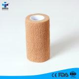 Primeiros socorros médicos Crepe bandagem de socorro de emergência-5