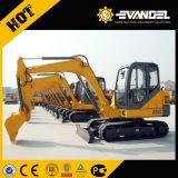 Excavatrice neuve employée couramment Xe60ca de 6 tonnes mini