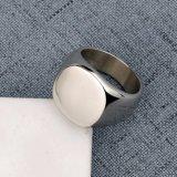 安の2017のリングの約束のステンレス鋼の結婚指輪の卸売