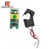 Pzem-004t+Split CT y acceso del contador de Digitaces de la energía de la potencia del amperímetro del voltaje la monofásico 100A de la CA del cable del USB TTL