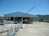 Sbs Structure en acier modulaire des écuries
