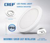 Design de patente do sensor de microondas de Luz do Painel de leds de montagem saliente