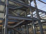 Здание фабрики рамки металла стальной структуры (FLM-042)