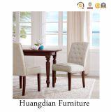 Cadeiras de linho Tufted do restaurante da venda quente que jantam as cadeiras (HD189)