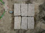 Granito G682 Cubestone amarillo, de adoquines de granito, de adoquines de volteo
