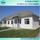 Casa de campo Prefab do projeto moderno para viver