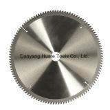Tct Hoja de sierra circular para corte de aluminio