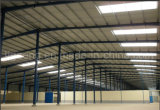 Estructura de acero de alta calidad precio de fábrica/Taller de almacén