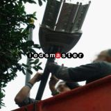 Réverbère en aluminium extérieur d'IP66 120W DEL 150lm/W