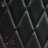 소파 (HS-QF13)를 위한 고품질 PVC PU 합성 Microfiber 가죽