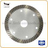 Lâmina de serra circular sinterizado 105mm *1.3Mm Espessura da lâmina de serra de Diamante
