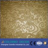 Los paneles de pared decorativos interiores modificados para requisitos particulares 3D