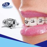 Zahnmedizinisches Geräten-orthodontischer Selbst, der Halter MiniRoth Mbt-Halter verbindet