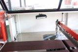 La película de alta velocidad POF Film retráctil de la máquina de envasado retráctil de movimiento continuo.