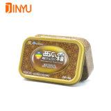 Boîtes de menthe vierge pour comprimés et de comprimés de gros de l'emballage avec la conception personnalisée