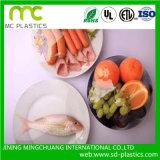 Pellicola Premium dell'involucro dell'alimento di stirata del PVC di qualità