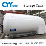 10m3低温液化ガス窒素の貯蔵タンク