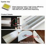 특허 선형 바 LED 20W 60cm LED 고정편 선형 빛