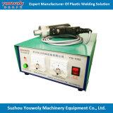 Saldatura termoplastica di plastica ultrasonica delle parti della saldatrice