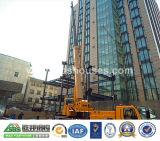 Eje de elevador de acero de la construcción comercial