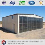 Estrutura de aço prefabricadas Sinoacme Hangar de aeronaves