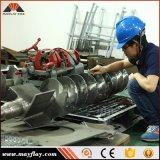 Sitio de reciclaje abrasivo automático de voladura de arena, modelo: Ms4080