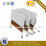 Новыйсовременный дизайн меламина гранитной стойкой регистрации (HX-FD253)